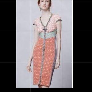Anthropologie Bryon Lars beguile dress